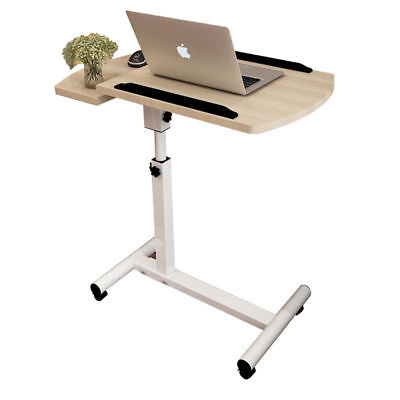 Adjustable Bedside Laptop Desk Table Stand For Tablet PC iPad Mobile Notebook