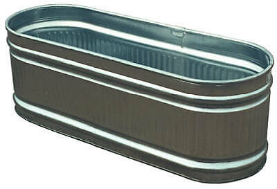 Behlen Country 50130018 Livestock Round End Tank, Zinc-Coated, 2 x 2 x 3-Ft.,