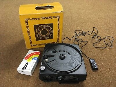 Kodak Carousel Projector 760H Parts Only