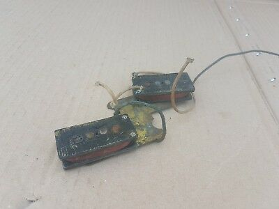 1962 FENDER PRECISION BASS PICKUP - made in USA