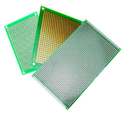 Soldering Glass Fiber 5 x 7cm Single-sided 2.54mm Universal Circuit Board PCB