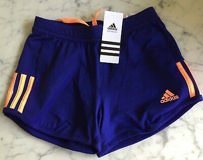 New Girls Adidas Shorts Size 7-8 Years