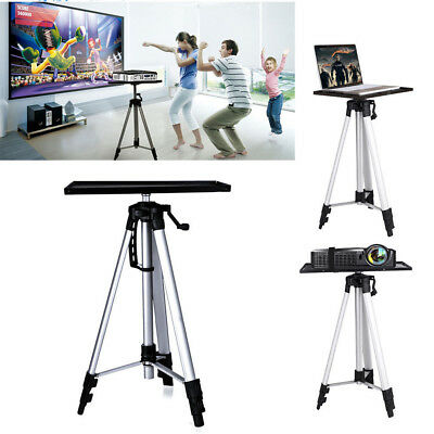 Portable Projector /Laptop Travel Tripod Mount Holder Stand Height Adjustable AU