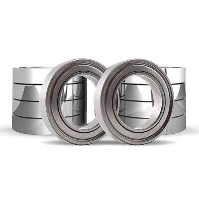 3X(10 pcs MR74-ZZ (4 x 7 x 2.5 mm) Ball Bearing F7O4