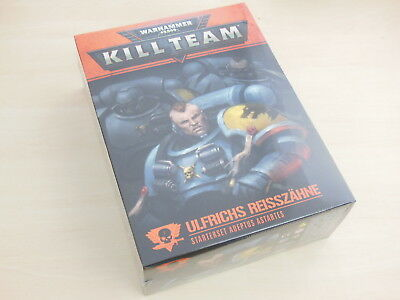 Warhammer 40k Kill Team Ulfrichs Reisszähne *Neu* Space Wolves