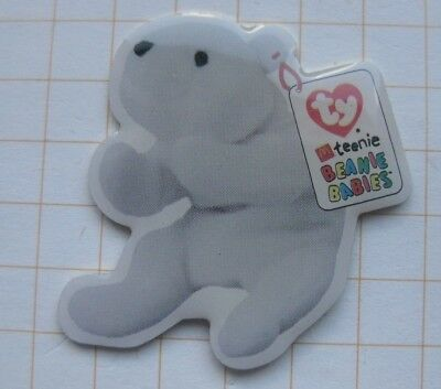 TY TEENIE BEANIE BABIES  ...... Mc Donald´s-Pin (175d)