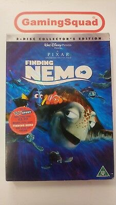Finding Nemo 2 Disc Collectors Edition DVD, Supplied by Gaming Squad