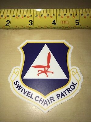 Civil Air Patrol Novelty Sticker