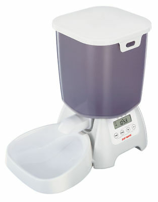 Cat Mate C3000 Dry Food Cat Feeder - Automatic Feeder For Cats & Small Dogs 347