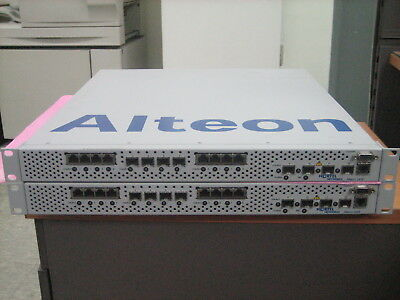 Nortel Networks Alteon Application Switch 3408 Gigabit Load Balancing AS3408