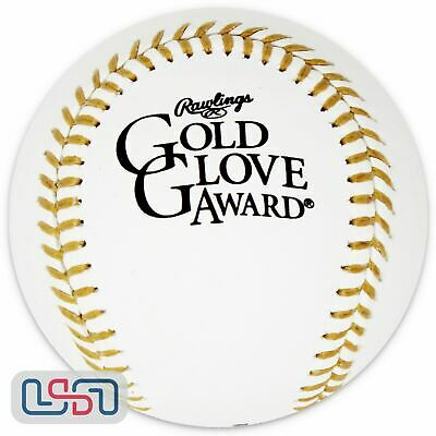 Rawlings Official MLB Gold Glove Commemorative Baseball - Boxed