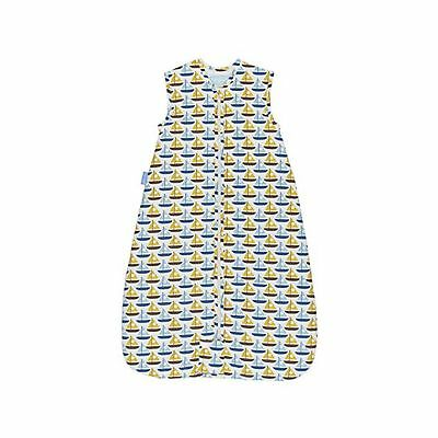 The Gro Company Orla Kiely Travel Grobag, 0 to 6 Months, 1.0 Tog, Boats 1 Tog