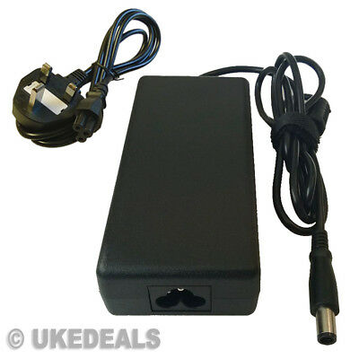 LAPTOP MAINS CHARGER POWER SUPPLY FOR HP Elitebook 8460P 8540P 8540W 8560P UKED