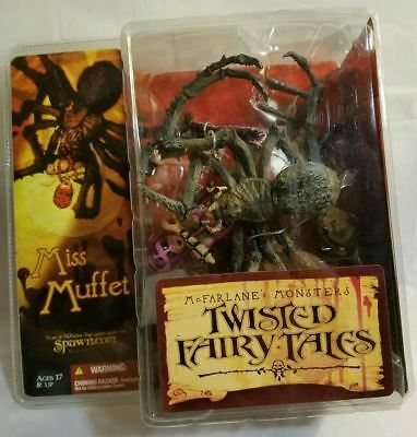 Mcfarlane Monsters Series 4 Iv Twisted Fairy Tales Gretel Spawn