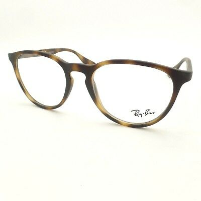 b66ecd4d417 Ray Ban RB 7046 5364 Matte Havana Rubber RX Frame New Authentic Buyer Picks  Size