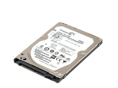 """Seagate 500GB Internal 2.5"""" ST500LM021 Laptop Thin HHD Xbox Solid State X"""