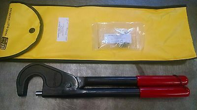 TP116 US Industrial Tool Hand Rivet Squeezer with Rivet Sets