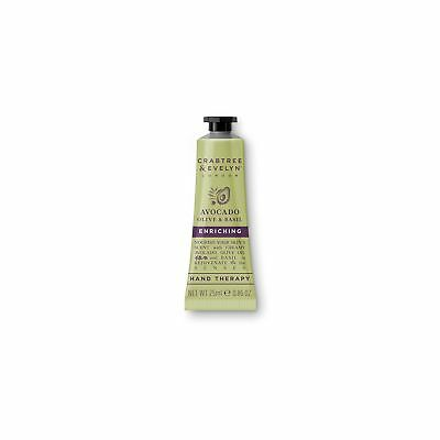 Crabtree & Evelyn Avocado, Olive and Basil- Shower Gel&Body Lotion Duo