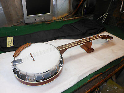 Ariana ~ Banjo ~ 4  String ~ 1960's Super Quality Made In Japan....