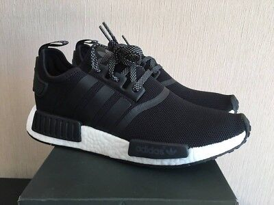 a056c463f Adidas NMD R1 Japan Black 3M Reflective Ultra Boost S31505  Rare  Sz 9 Brand