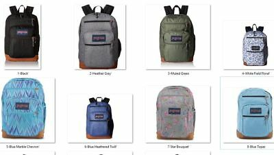 8a0418084345 NEW NWT Jansport COOL Student Laptop Big Backpack Prime Brasilia 3S