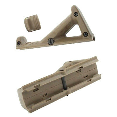 "Outdoor Angled Foregrip For Picatinny Rails 4.75"" Front Hand Guard Front Grip"