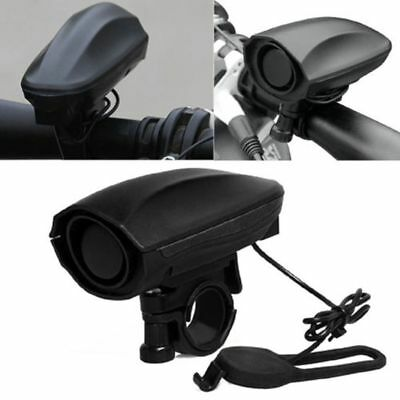 Ultra Loud Bicycle Bike Cycling Handlebar Ring Horn Bells Electric Horn Alarm
