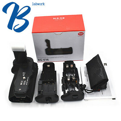NEW Battery Grip Replacement For Canon BG-E16 EOS 7D Mark II From USA