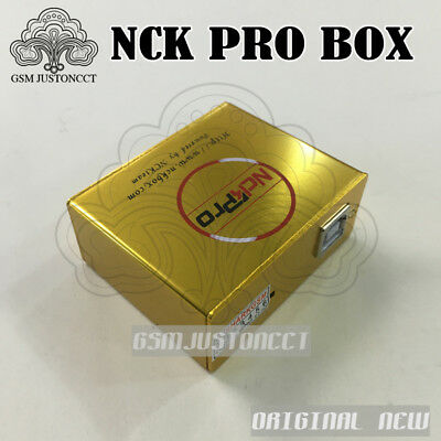NCK PRO BOX full set (NCK+UMT 2 in 1 ) with 15 cables Repair