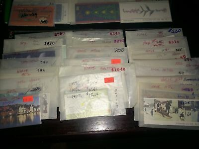 Norway Booklet Collection All Mnh 88 Different With Binder Nice Look (V010)