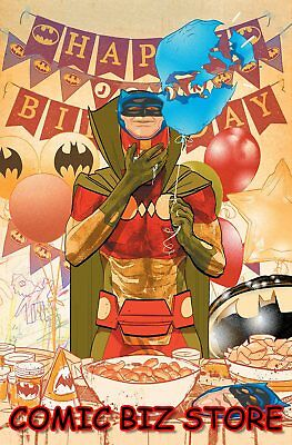 Mister Miracle #10 (Of 12) (2018) 1St Print Variant Cover Dc Universe Rebirth