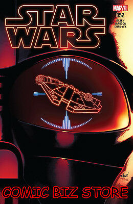 Star Wars #52 (2018) 1St Printing Bagged & Boarded Marvel Comics
