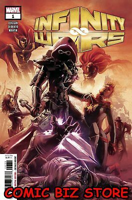 Infinity Wars #1 (Of 6) (2018) 1St Printing  Main Cover Bagged & Boarded ($5.99)