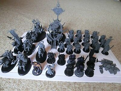 AoS Chaos Slaves to Darkness Armee