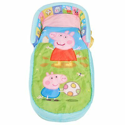 Peppa Pig My First ReadyBed Toddler Airbed & Sleeping Bag in one 5013138666289
