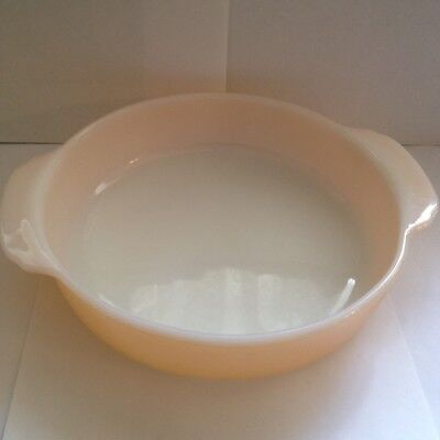 Anchor Hocking Fire King Casserole Dish,Made in USA,Retro,Vintage,Collectable
