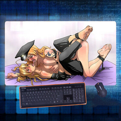 Anime One Piece Nami Cute Large Mouse Pad Play mat GAME Mousepad 31.4'' * 11.8''