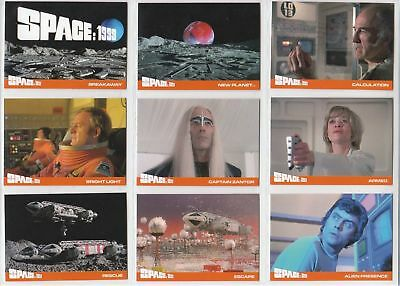 Space 1999 Series 2 - Complete Trading Card Set (36) Unstoppable Cards 2018 - NM