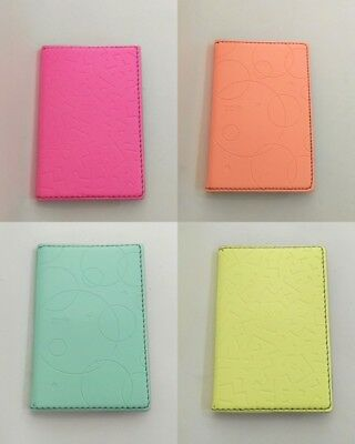 2019 Diary A7 Week To Page Embossed Women's Diary A7 WTA Pocket Diary Pink Mint