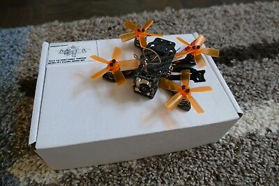 Toad 90 90mm Micro Brushless FPV Racing Drone - BNF DSM2/DSMX