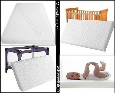 New Baby Cot Bed Mattress Breathable Foam For Cot_British Health Standards