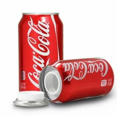 Coca Cola Coke Soda Can Diversion Safe Stash Secret Container Hidden Personal