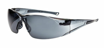 Bole Rush Smoke Dark Lens Safety Glasses Spectacles Anti Scratch Fog, Cycling