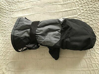 Youth (M) Whirlibird Glove Mittens Black/Gray Style 155562, LEFT HAND ONLY, EUC