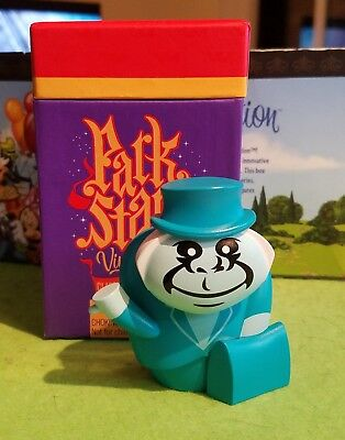 "DISNEY Vinylmation 3"" Park Starz Set 5 Haunted Mansion Phineas Ghost with Box"