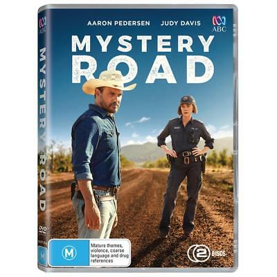 BRAND NEW Mystery Road (DVD, 2018, 2-Disc Set) *PREORDER R4