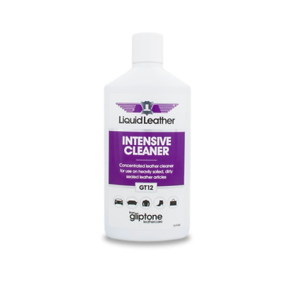 Gliptone Intensive Leather Cleaner GT12