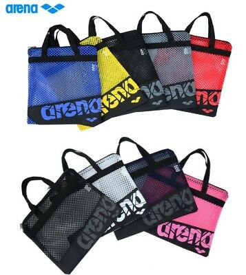 New Arena Mesh Swim Bag, Mesh Swimming Bag, Water Sport Bag Various Colors