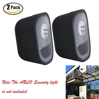 2-pack Set Protective Silicone Case Skin For Arlo Smart Home Security Light