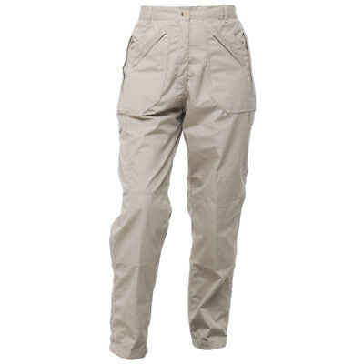 Regatta Womens Action II Trousers J169 Water Repellent Finish